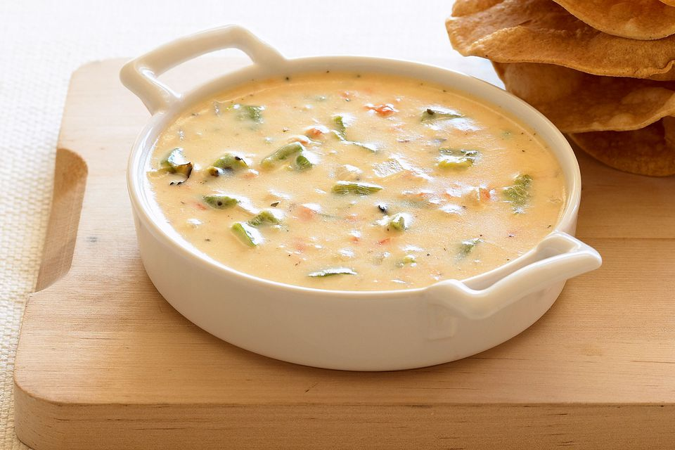 Easy And Delicious Queso Dip