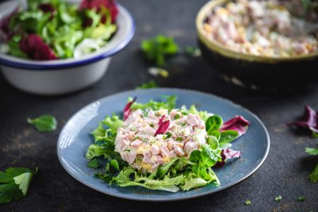 Ham Salad Recipe With Dill Pickles