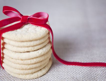Homemade sugar cookies
