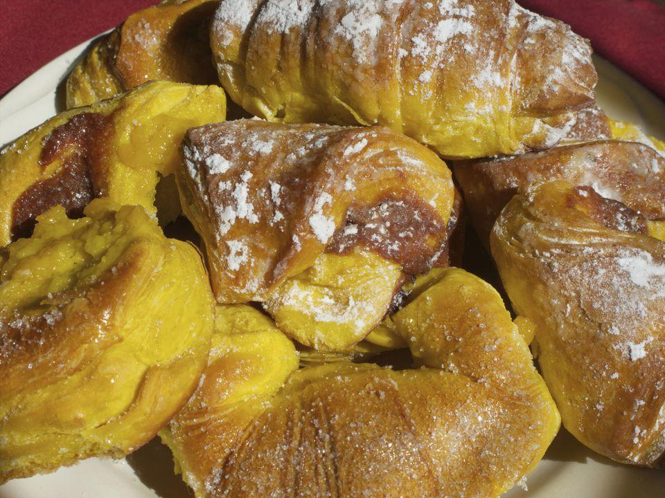 Medialuna croissants, Argentine pastry, Buenos Aires province, Argentina