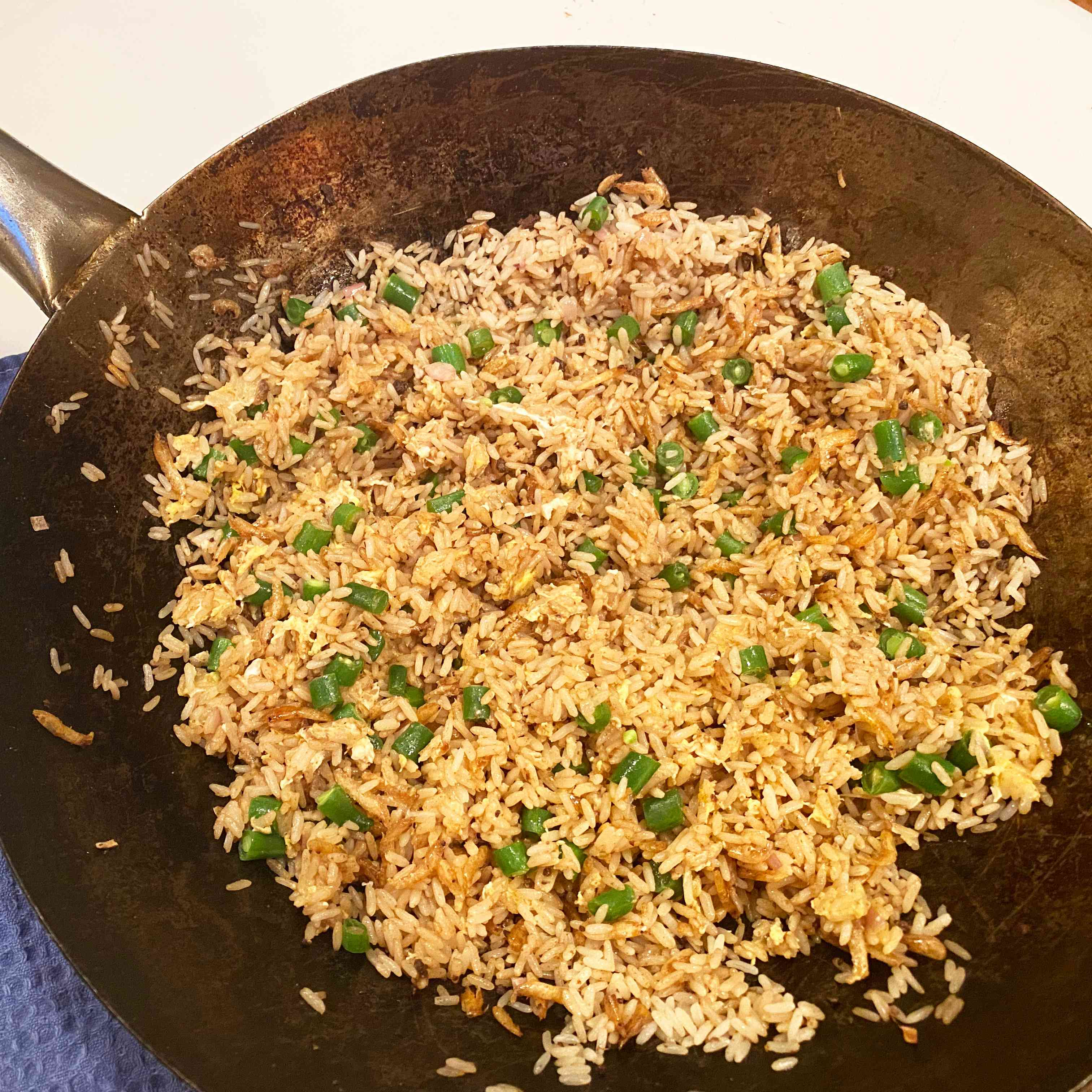 Malaysian Fried Rice with Shrimp or Belacan Recipe/Tester Image