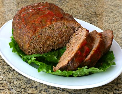 how to make beef meatloaf