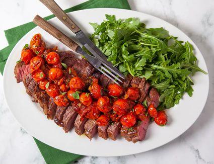 Steak Pizzaiola