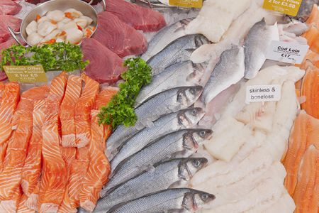 List of Mercury Levels in Fish and Suggested Servings