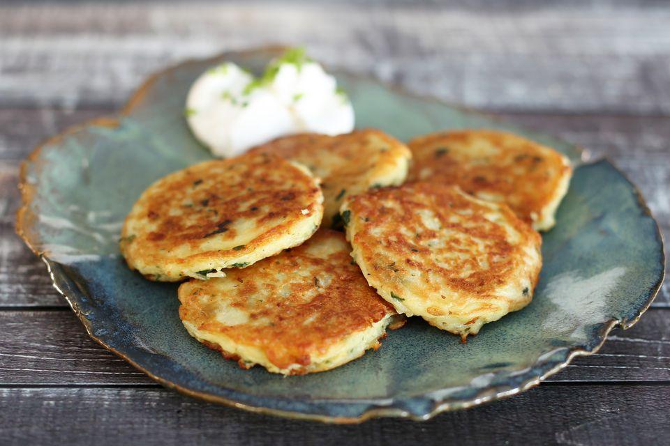 Classic Potato Pancakes