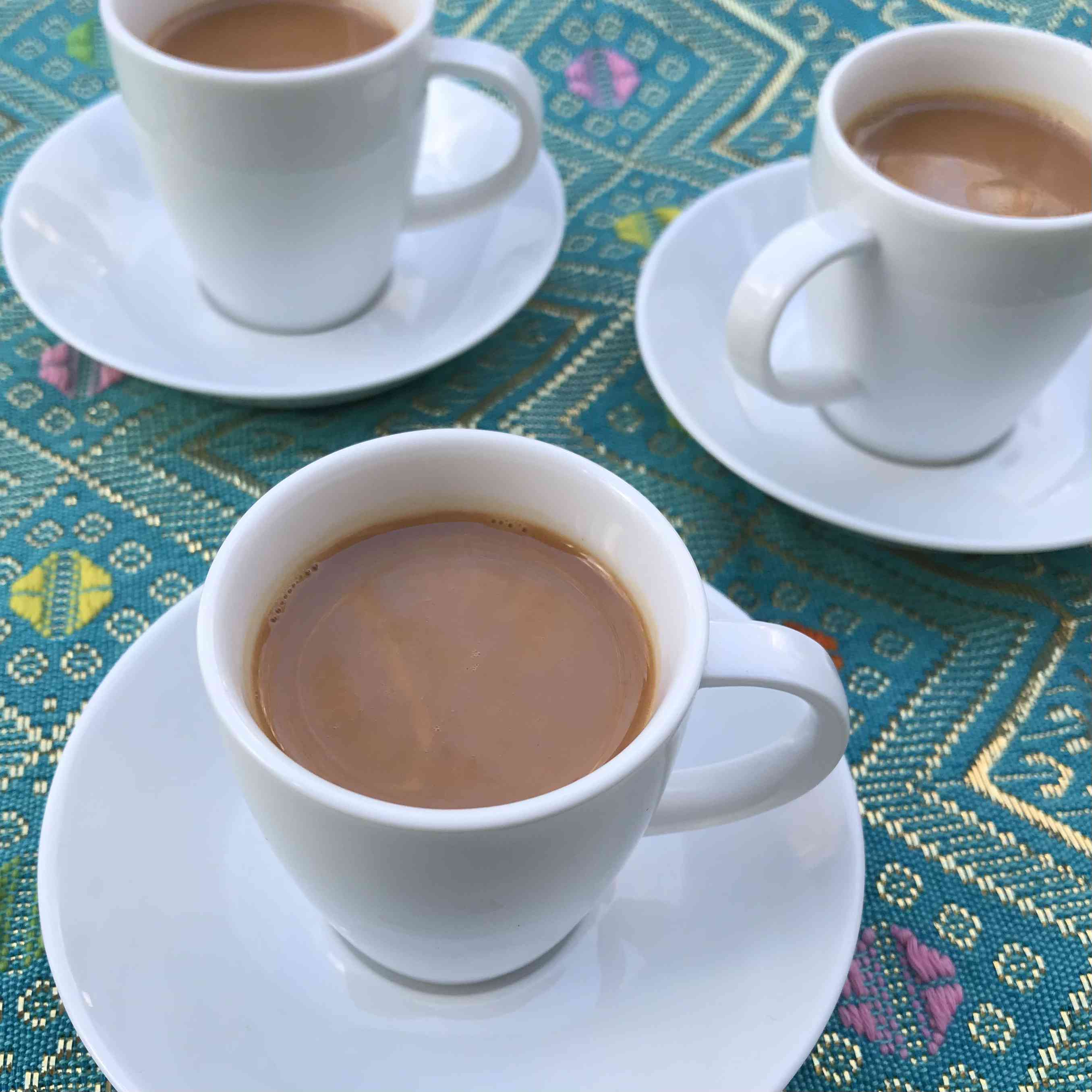 Hong Kong Milk Tea Tester Image