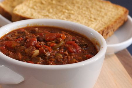 The Easiest Crock Pot Chili Recipe