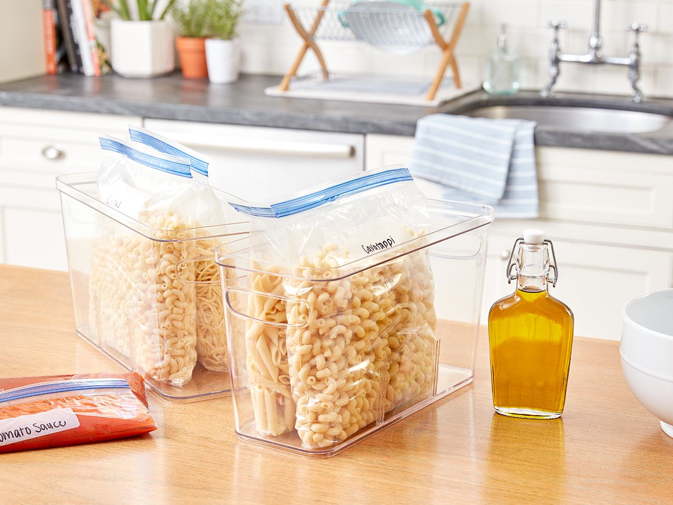How To Store And Use Leftover Cooked Pasta