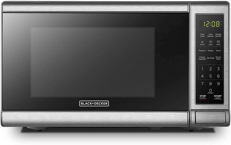 Black + Decker EM720CB7 Digital Microwave Oven