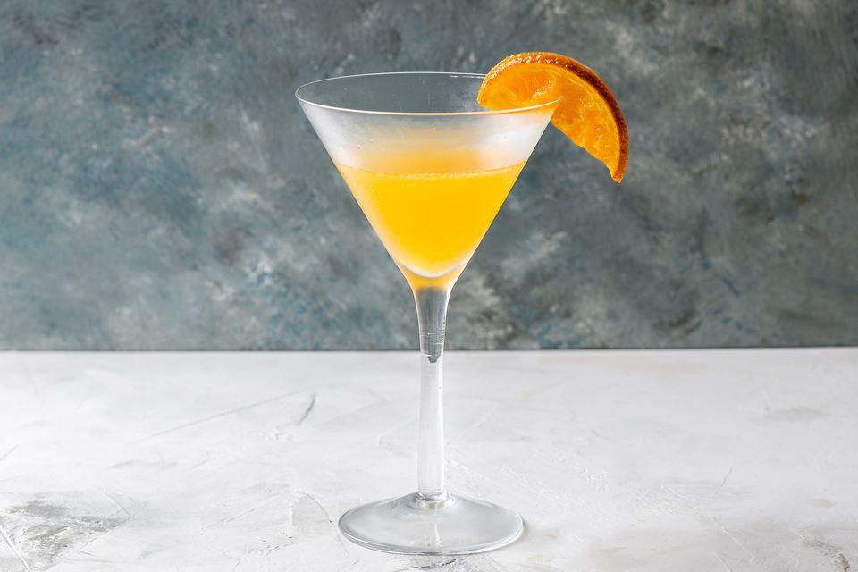 The Grand Manhattan Cocktail