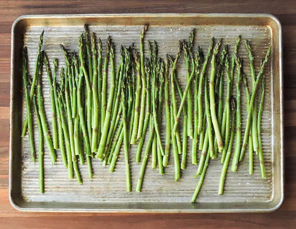 Asparagus to Roast