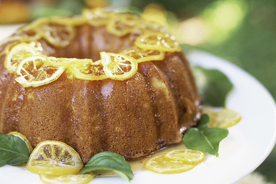 1-2-3-4 Cake With Lemon