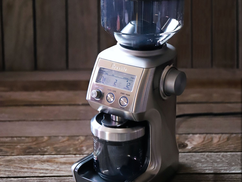 breville coffee grinder and maker