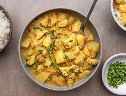 Maharashtrian Chicken Curry Recipe