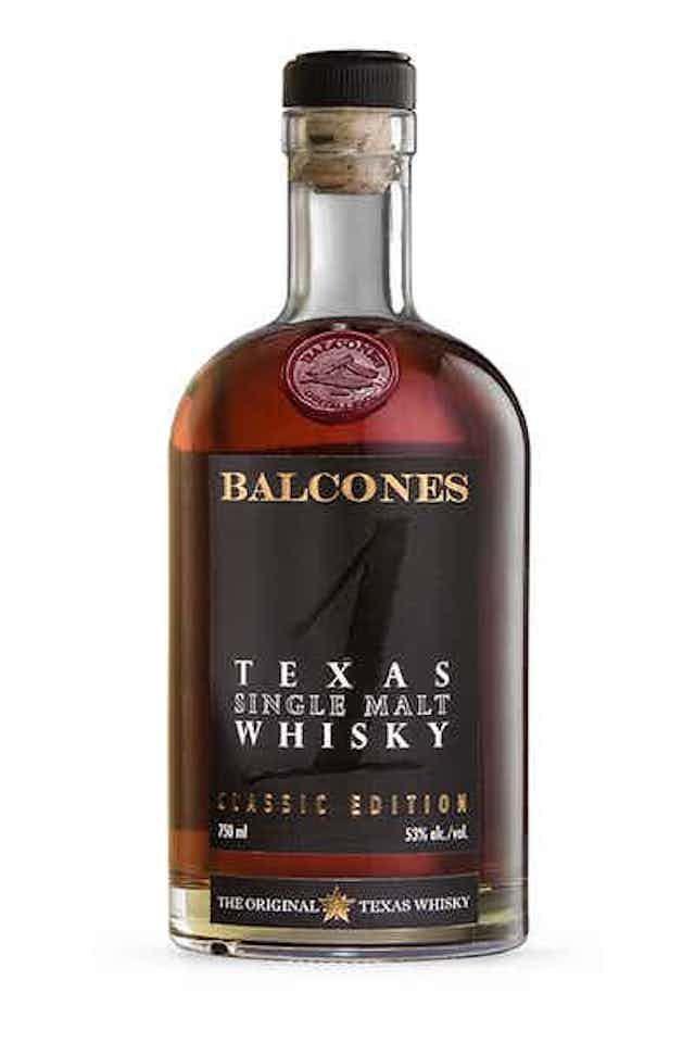 Balcones Single Malt Whiskey