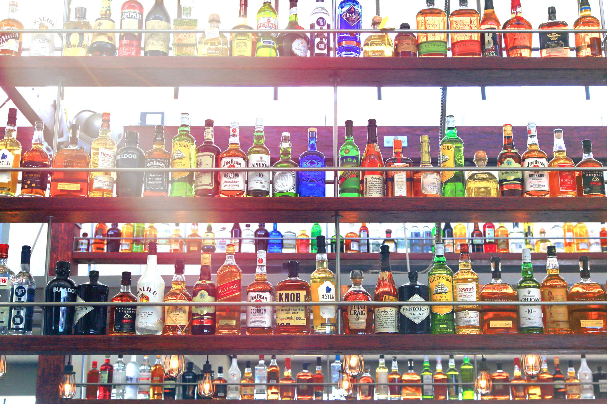 The 6 Types of Base Distilled Spirits
