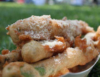 Stockton Fried Asparagus