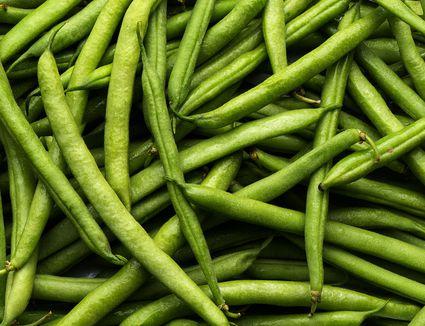 green beans micro