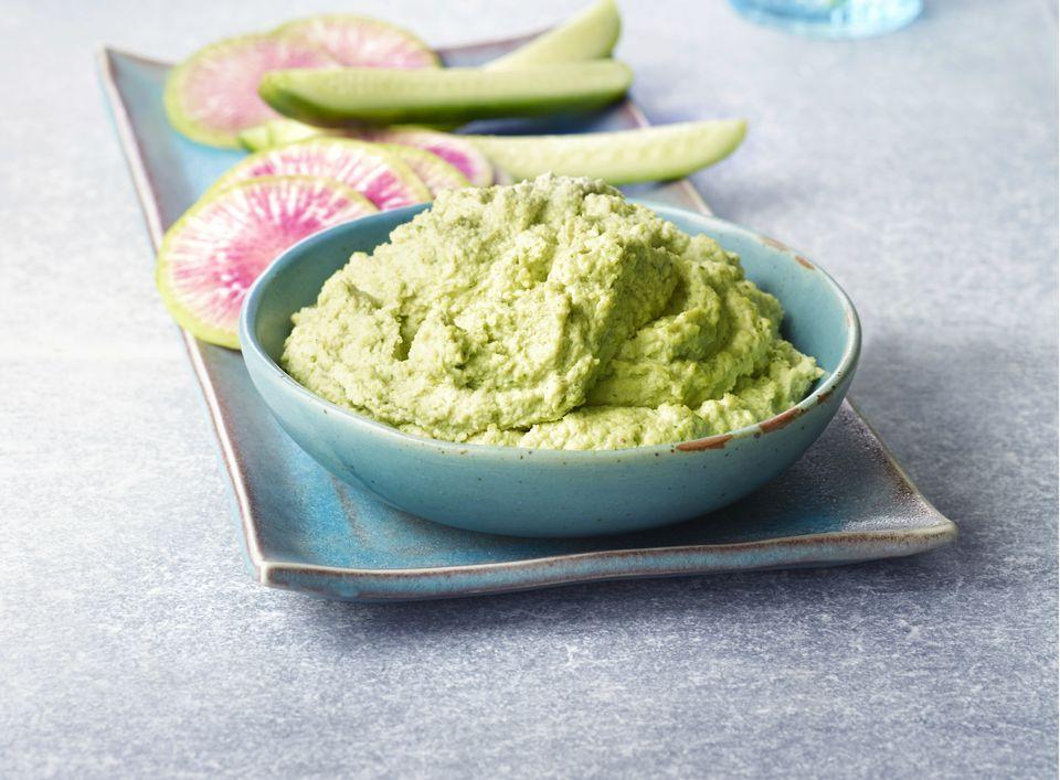 Artichoke Hummus Recipe