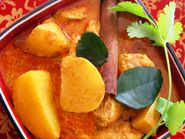 Classic Thai Chicken Curry with Potatoes