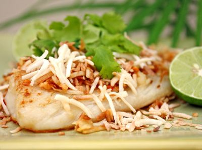 Thai Coconut Fish