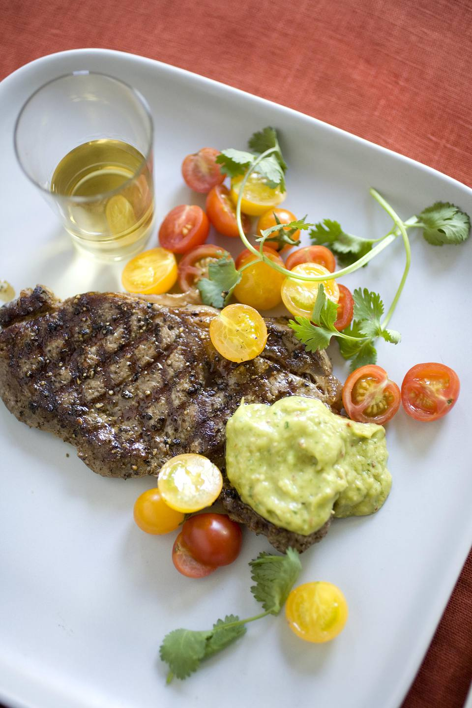 Avocado Steak Topper