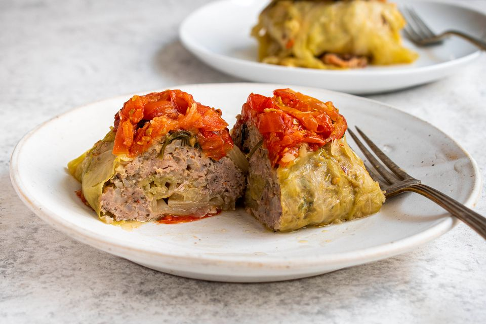 Romanian Stuffed Cabbage (Sarmale)