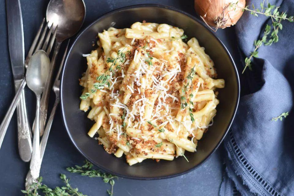 French Onion Soup Pasta