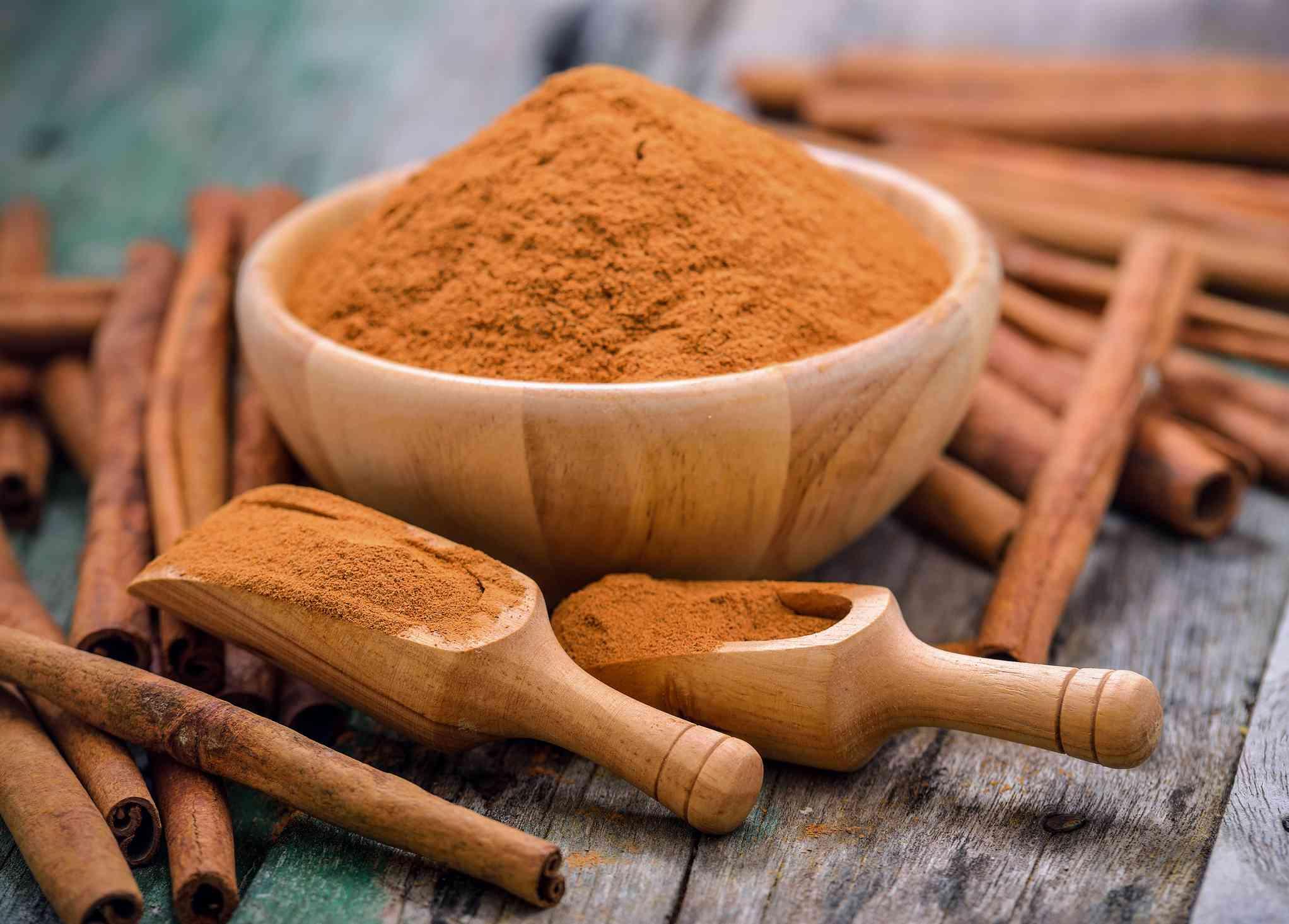 grounded cinnamon