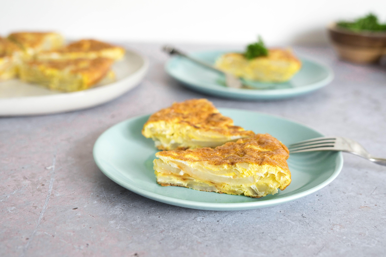 Spanish Omelet (Tortilla Española)