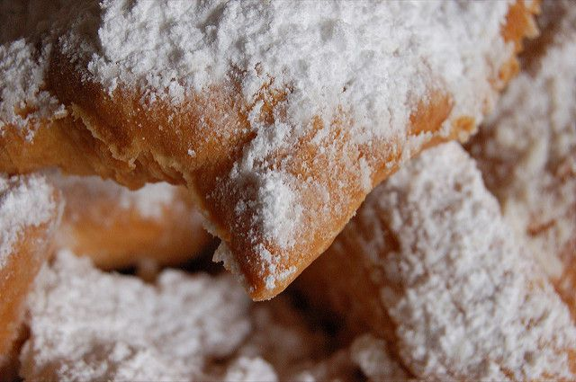 How to Make Dutch Apple Beignets Known as Appelflappen
