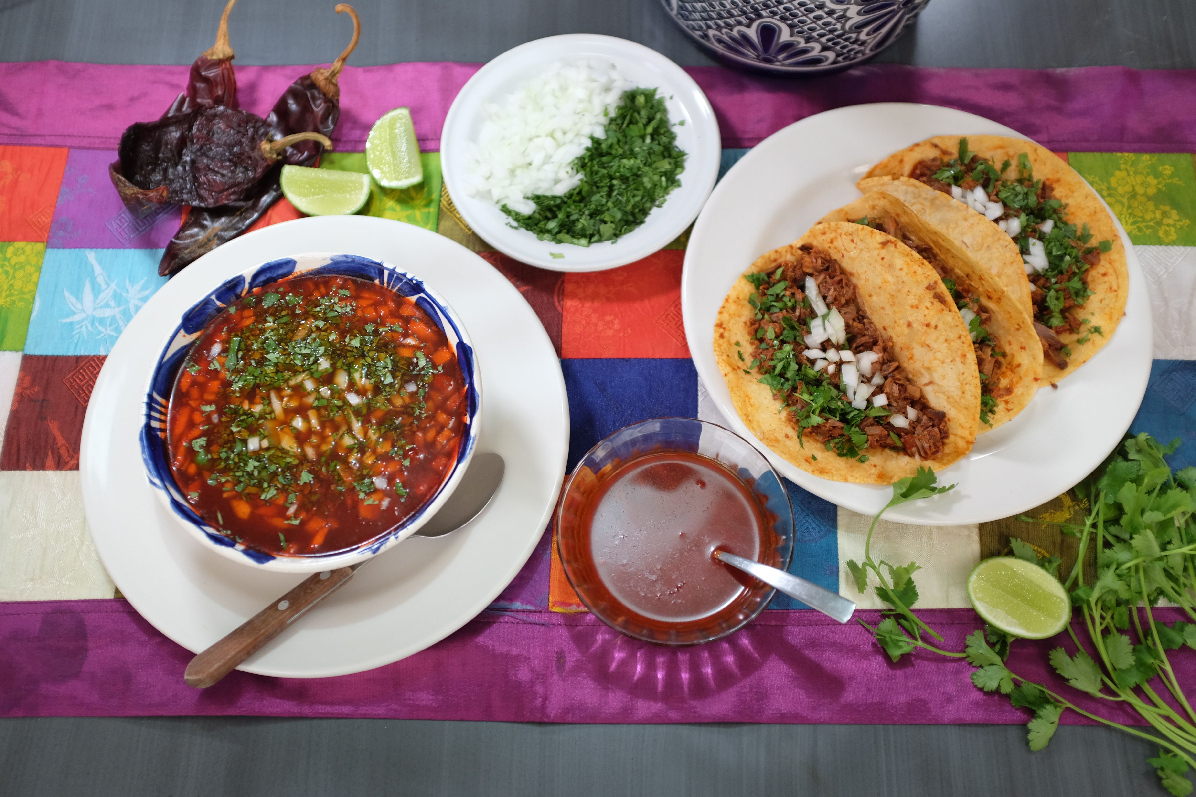 Learn how to make your own birria tacos