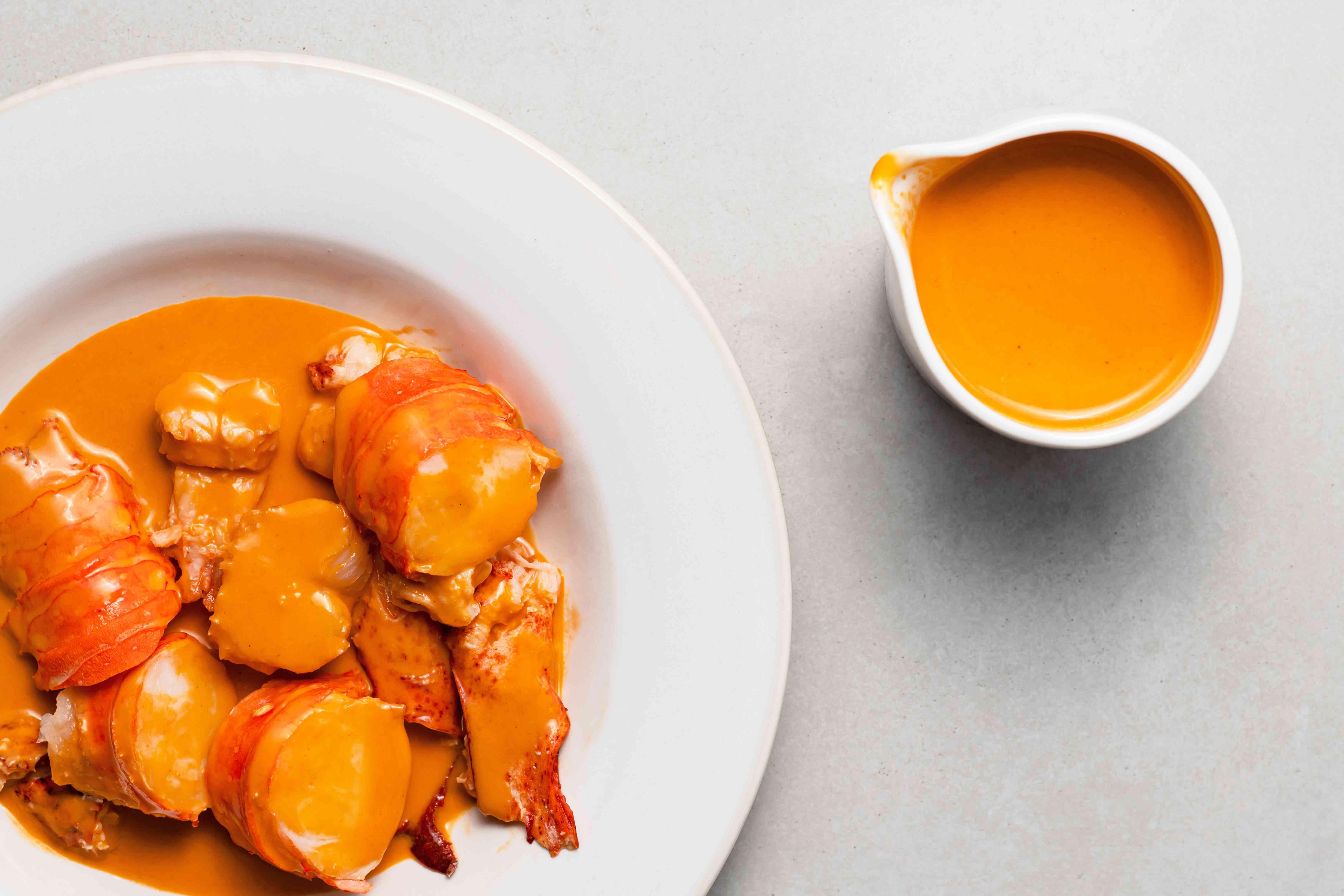 Emeril's Homemade Lobster Sauce