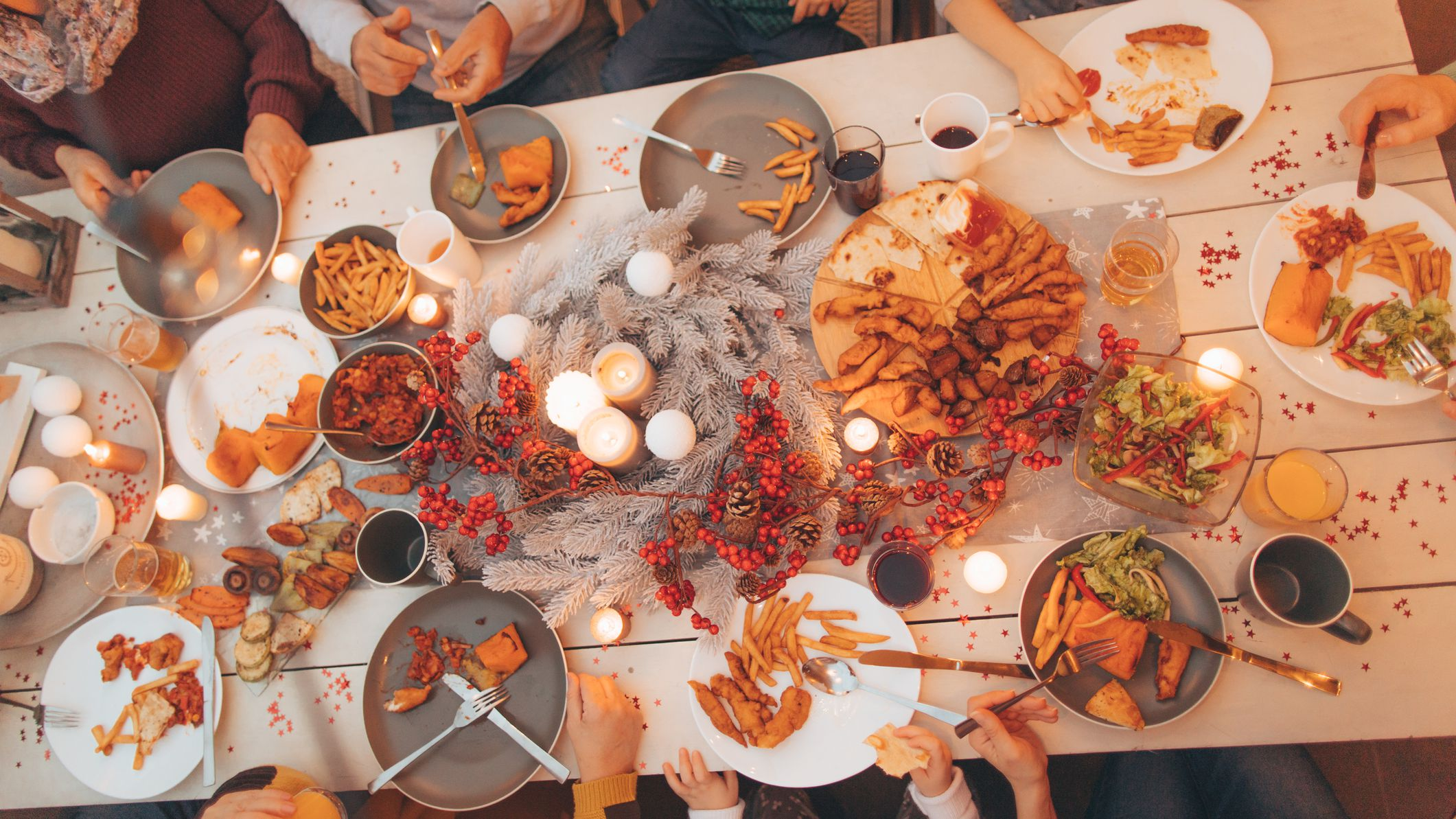 6 Tips For Hosting Thanksgiving When Some Of Your Guests Are Vegetarian