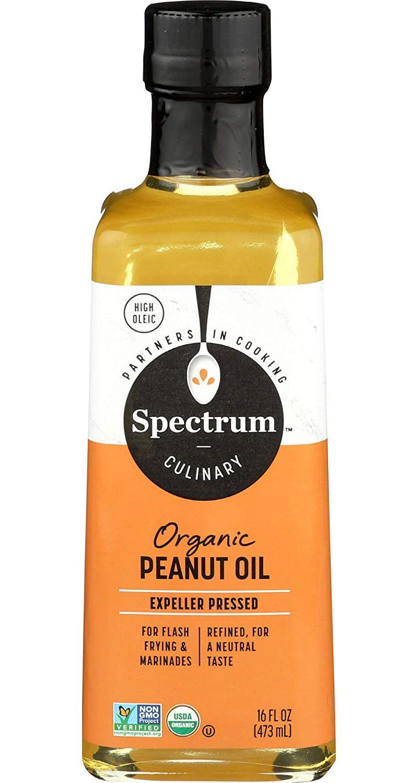 Spectrum Naturals High Heat Organic Peanut Oil