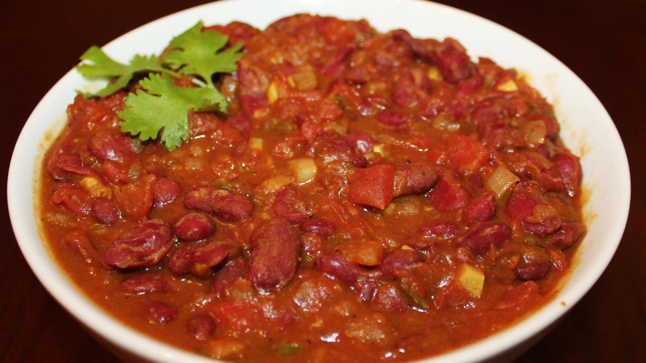 Rajma Dal Red Kidney Bean Curry Recipe