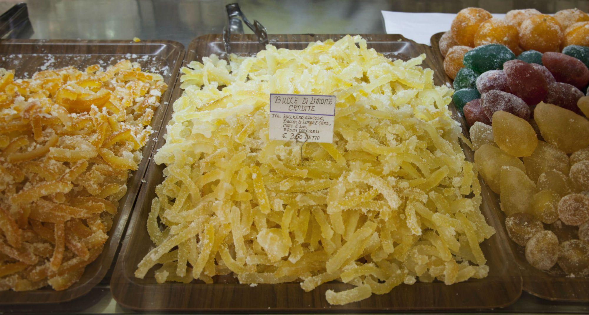 Citrus Peel Cake Recipes