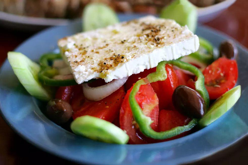 Greek Village Salad