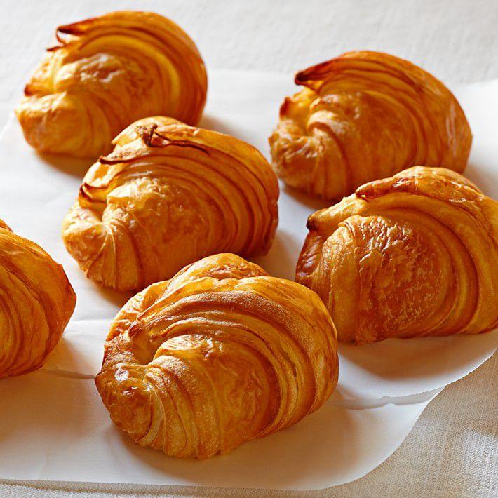 Galaxy Desserts Mini Croissants