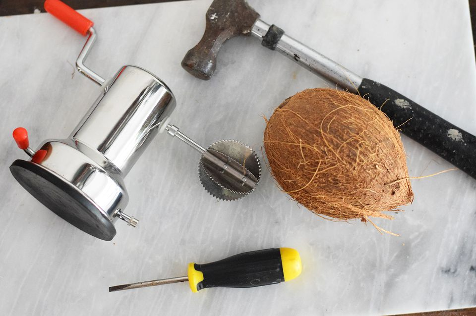 How to Crack a Coconut