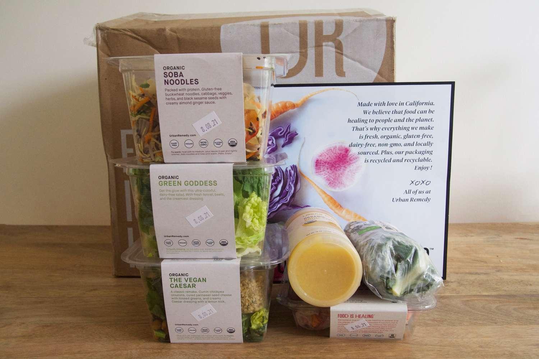 Urban Remedy packaging