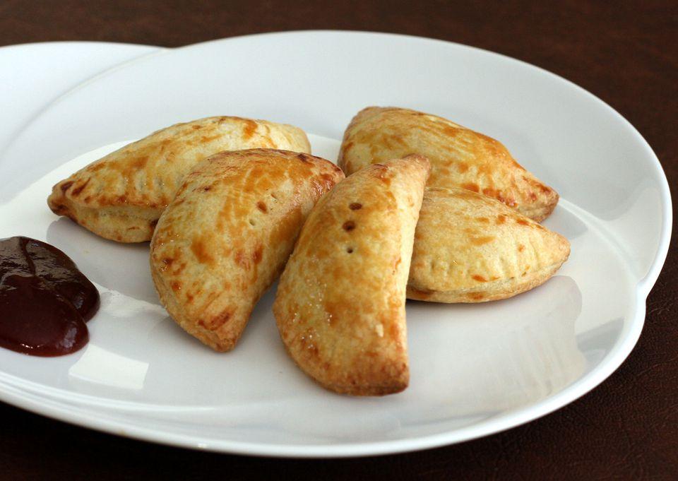 Pulled Pork Empanadas