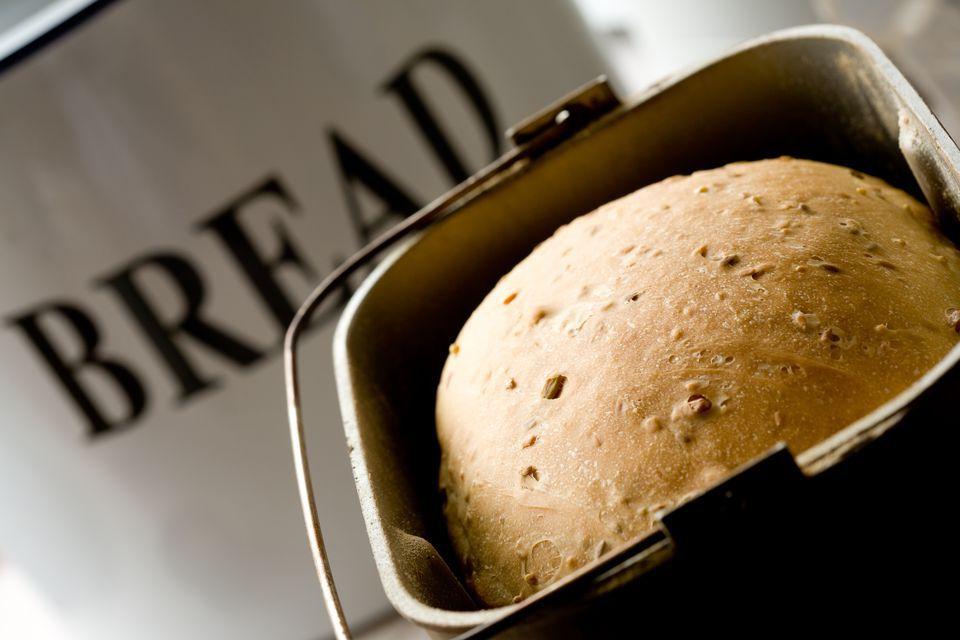 Honey-Molasses Oatmeal Bread