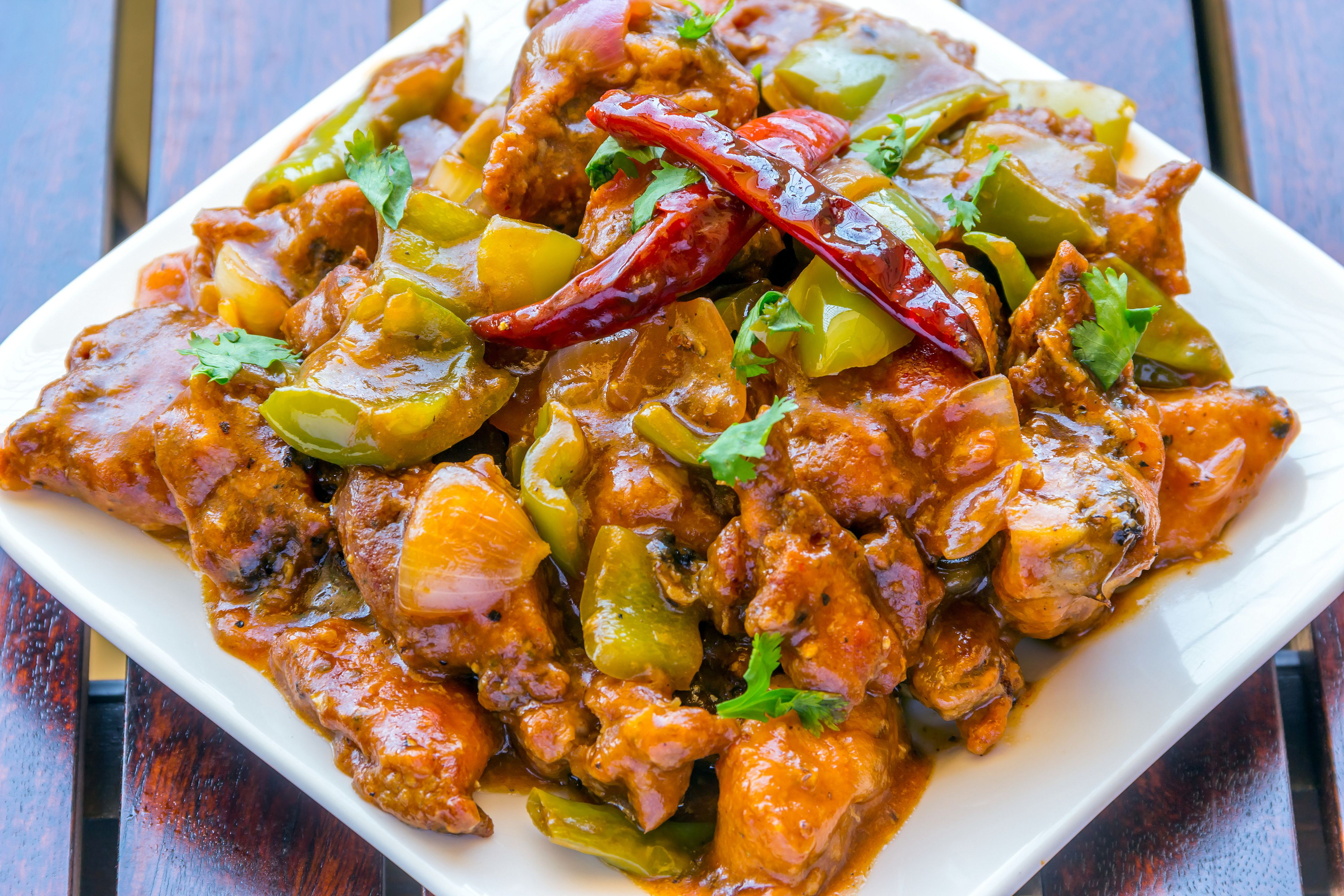How to Make Indian-Style Chinese Chili Chicken