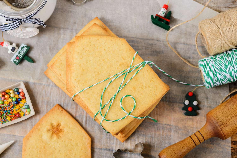 Gingerbread House Dough Recipe
