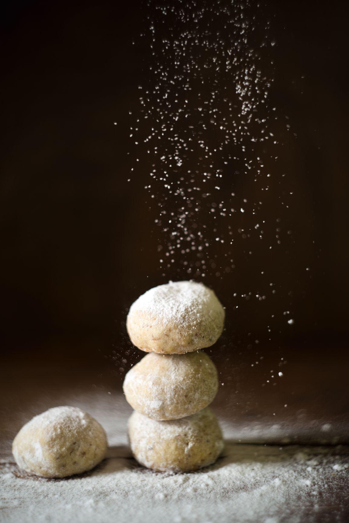 Russian Spice Cookies (Pryaniki) Recipe