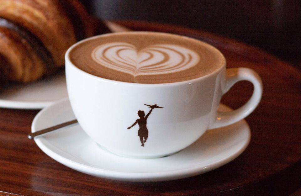 mocha from storyville coffee