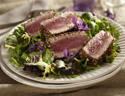 Seared Fish with Marinade