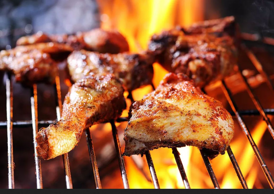 Kitchen Barbecue Chicken