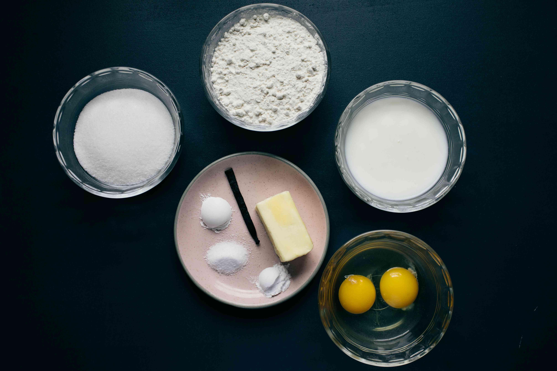 gather eclair cake ingredients